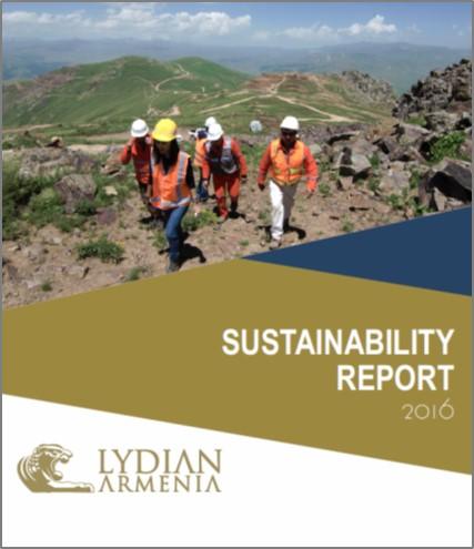 Լիդիանի համայնքների կայուն զարգացում