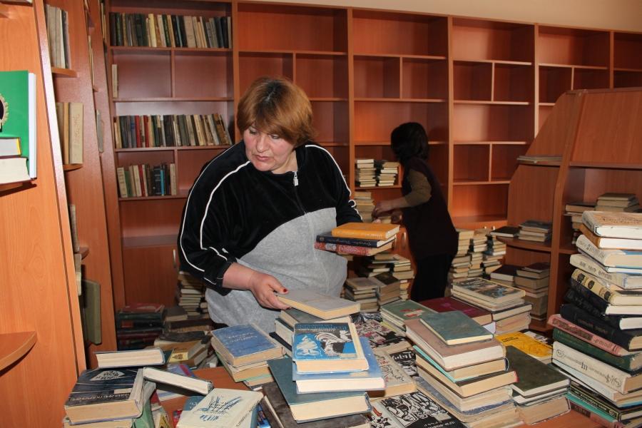 Գորայքի վերանորոգված գրադարանը