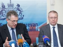 Lydian International-ի ծրագրերը Հայաստանում խիստ դրական են, ասել է Սայմոն Ֆրեյզերը