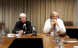Անկախ խորհրդատվական խմբի հանդիպումը լրագրողների հետ