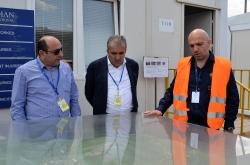 ՀՀ Տնտեսական զարգացման և ներդրումների նախարար Սուրեն Կարայանն  այցելեց Ամուլսարի ծրագրի տարածք