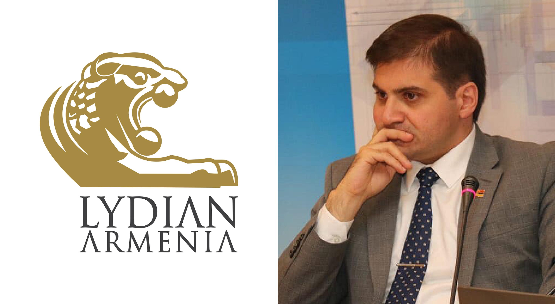 «Լիդիան Արմենիան» հայցադիմում է ներկայացրել ԱԺ պատգամավորի դեմ